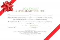 Free Printable Massage Gift Certificate Templates  Images In throughout Massage Gift Certificate Template Free Printable