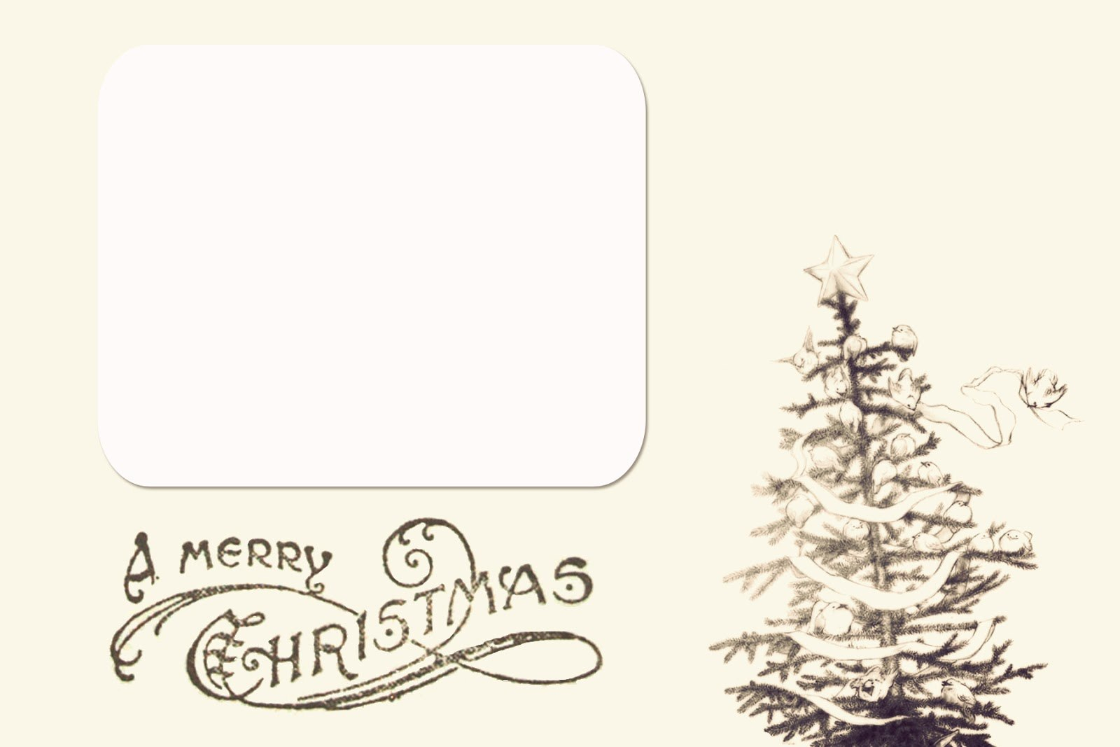 Free Printable Photo Cards Templates Template Ideas Christmas Inside Printable Holiday Card Templates