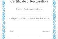 Free Printable Volunteer Recognition And Appreciation Certificates inside Volunteer Award Certificate Template