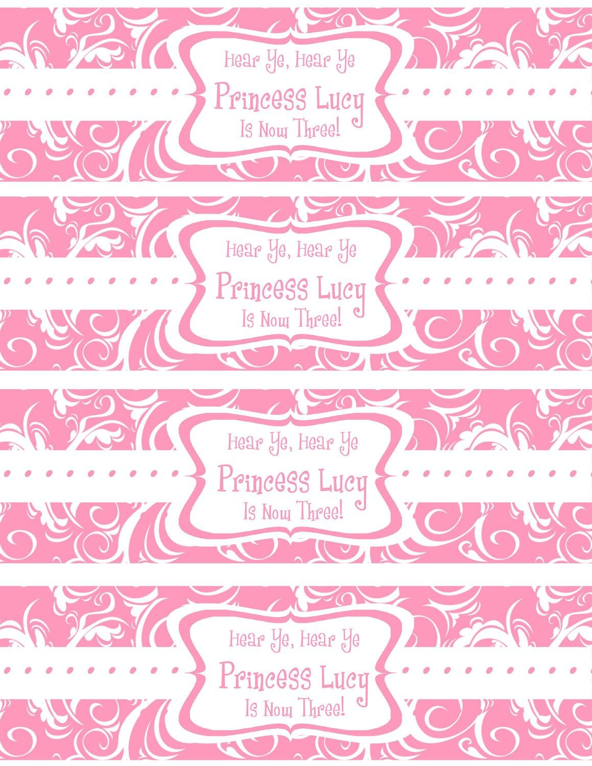 Free Printable Water Bottle Labels Template  Kreatief  Water With Free Printable Water Bottle Labels Template