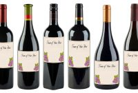 Free Printable Wine Labels You Can Customize  Lovetoknow for Blank Wine Label Template