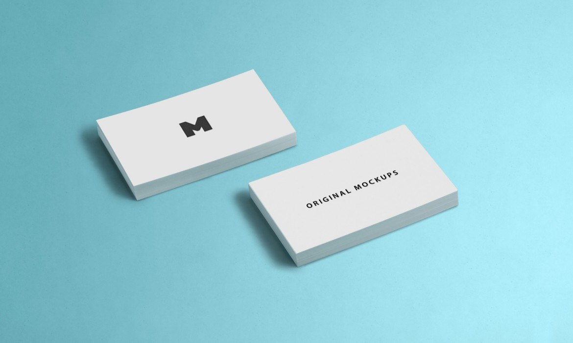 Free Psd Business Card Mockups For Great Deals  Free Psd Templates With Name Card Photoshop Template