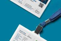 Free Psd  Office Id Card Design Psd On Behance  識別證  Identity intended for Id Card Design Template Psd Free Download