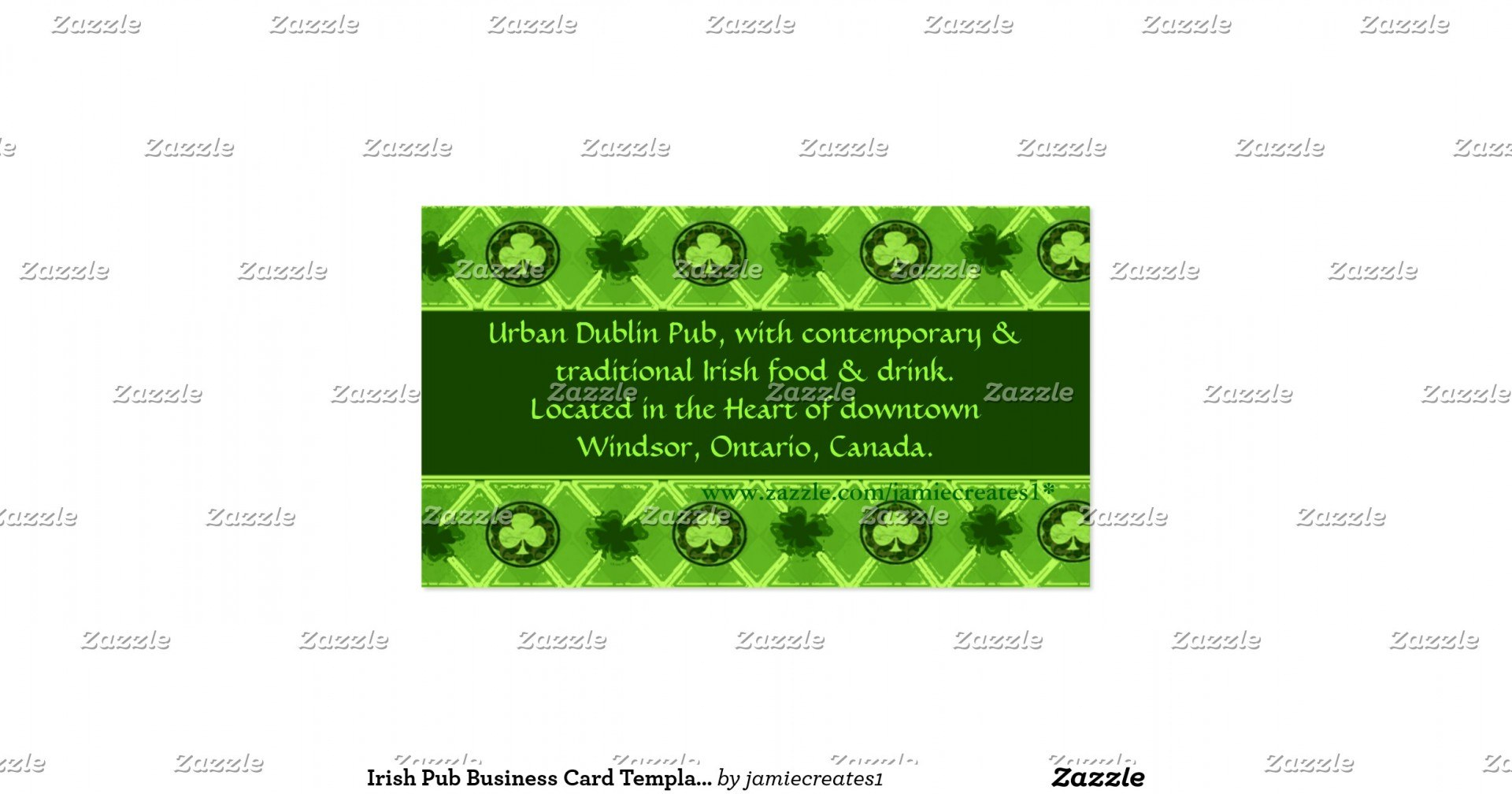 Free Pub Business Plan Template Irish Card Pertaining To Free Pub Business Plan Template
