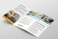 Free Real Estate Trifold Brochure Template In Psd Ai  Vector pertaining to Membership Brochure Template