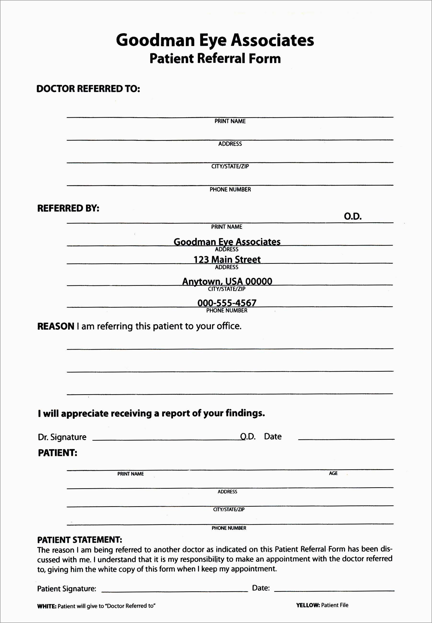 Free Referral Form Template Cute Referral Fee Agreement Template For Free Referral Fee Agreement Template