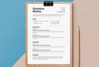 Free Resume Templates For Word  Cvresume Formats To Download in How To Get A Resume Template On Word