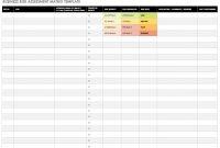 Free Risk Assessment Matrix Templates  Smartsheet intended for Enterprise Risk Management Report Template