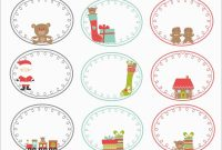 Free Round Sticker Label Template Lovely Best Free Printable Round throughout Round Sticker Labels Template