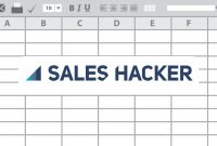 Free Sales Excel Templates For Fast Pipeline Growth with regard to Site Visit Report Template Free Download