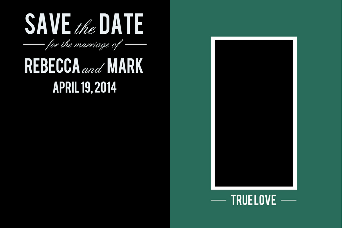 Free Save The Date Card Templates  Creativetacos Regarding Save The Date Cards Templates