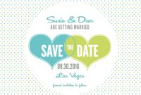 Free Save The Date Templates with regard to Save The Date Powerpoint Template