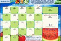 Free School Menu Templates Good  Monthly Menu Template  Best Of with regard to Free School Lunch Menu Templates