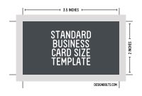 Free Standard Business Card Size Letterhead  Envelop Sizes inside Business Card Size Psd Template