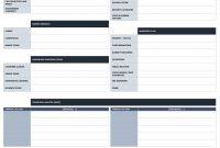 Free Strategic Planning Templates  Smartsheet intended for Strategic Management Report Template