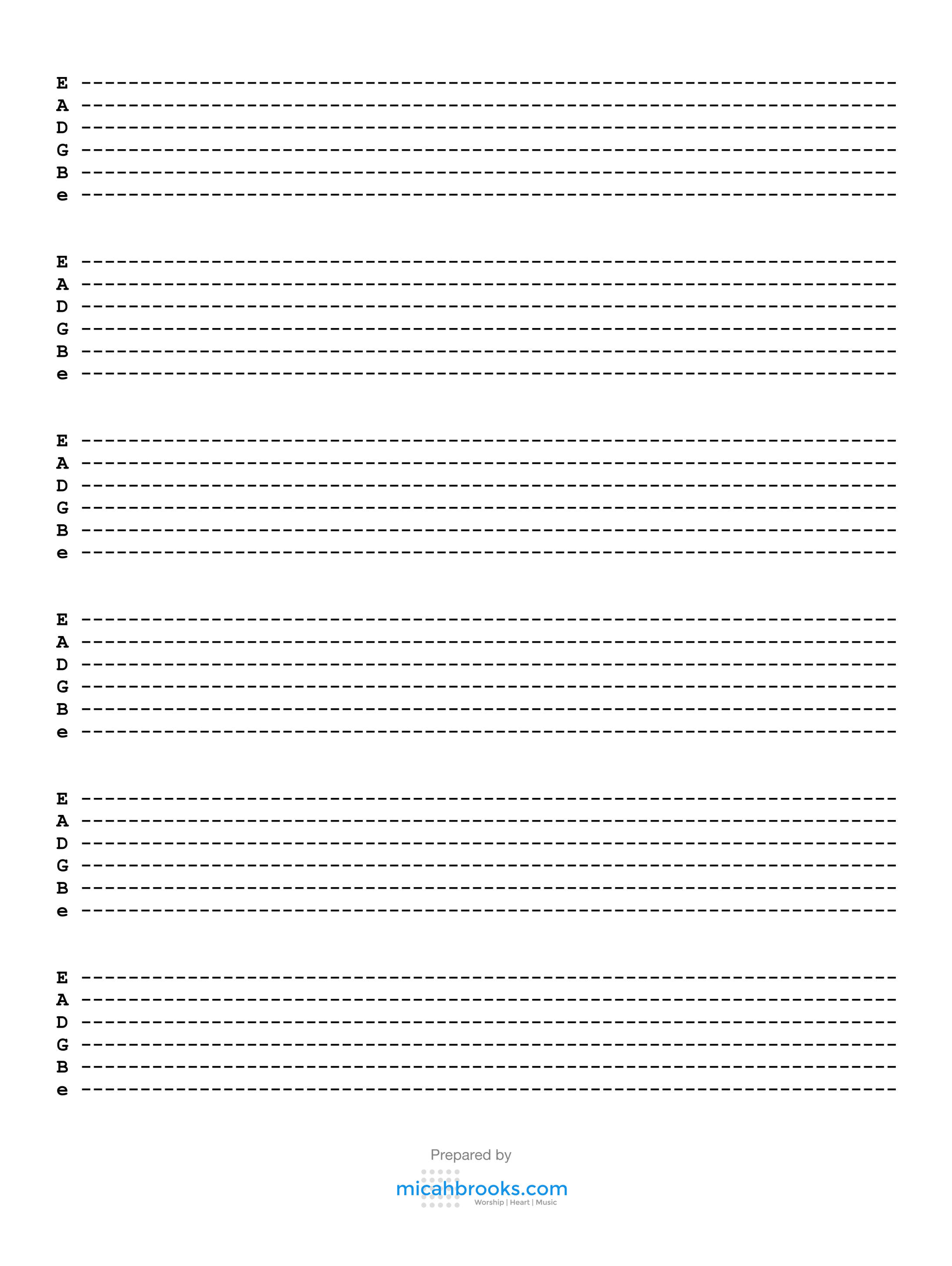 Free Stuff From Worship Publishing  Our Gift To You In Blank Sheet Music Template For Word