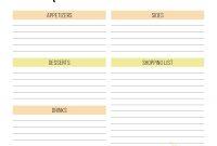 Free Thanksgiving Planner Printable  An Alli Event within Thanksgiving Menu Template Printable