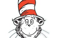 Free The Cat In The Hat Printables  Mysunwillshine  Animal inside Blank Cat In The Hat Template