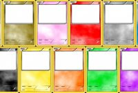 Free Trading Card Template Download Blank Cards Templates inside Trading Cards Templates Free Download