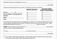 Free Vacation Rental Agreement Template Pretty Home Lease Agreement throughout Vacation Rental Lease Agreement Template
