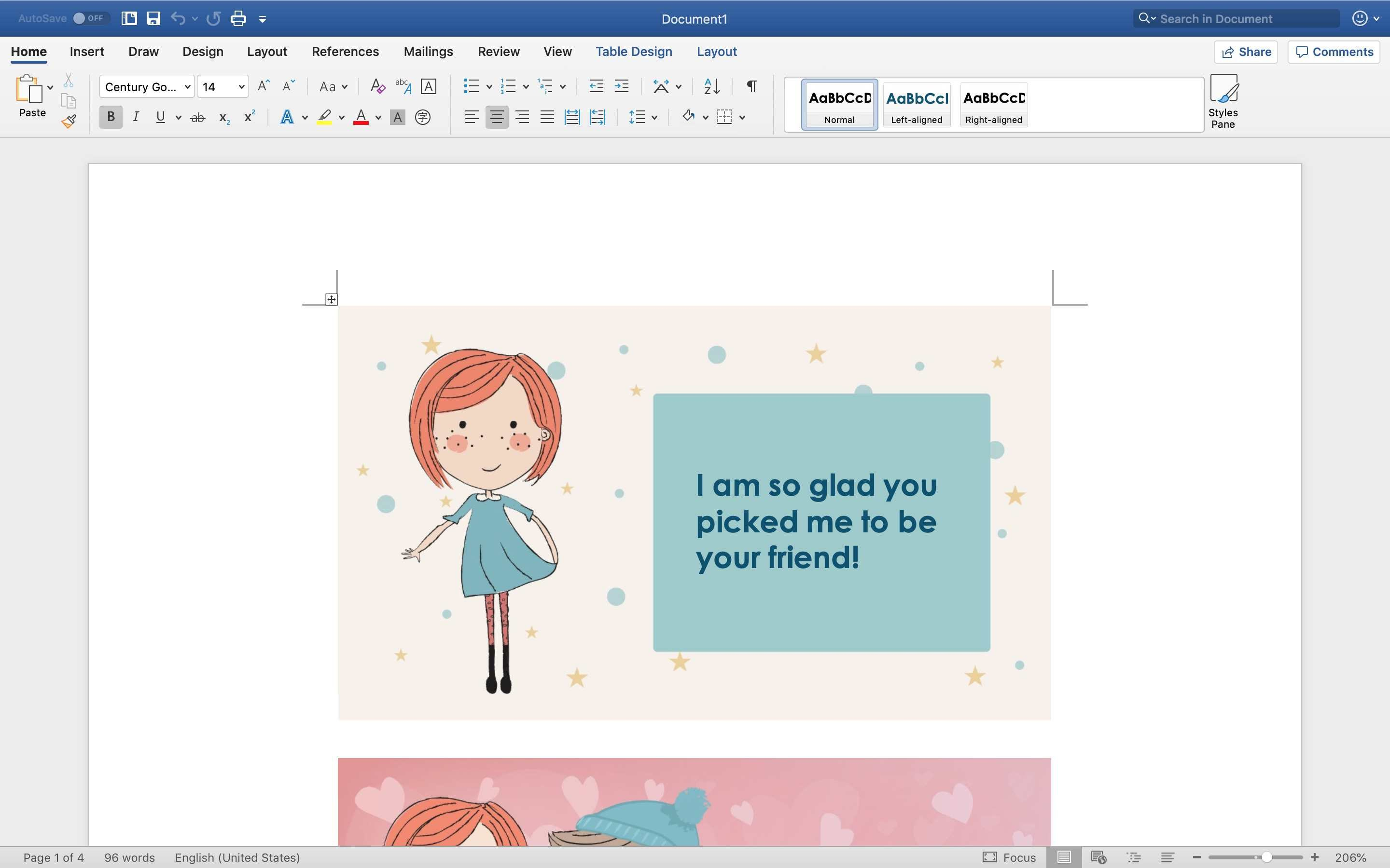 Free Valentine's Day Templates For Ms Office Pertaining To Valentine Card Template Word