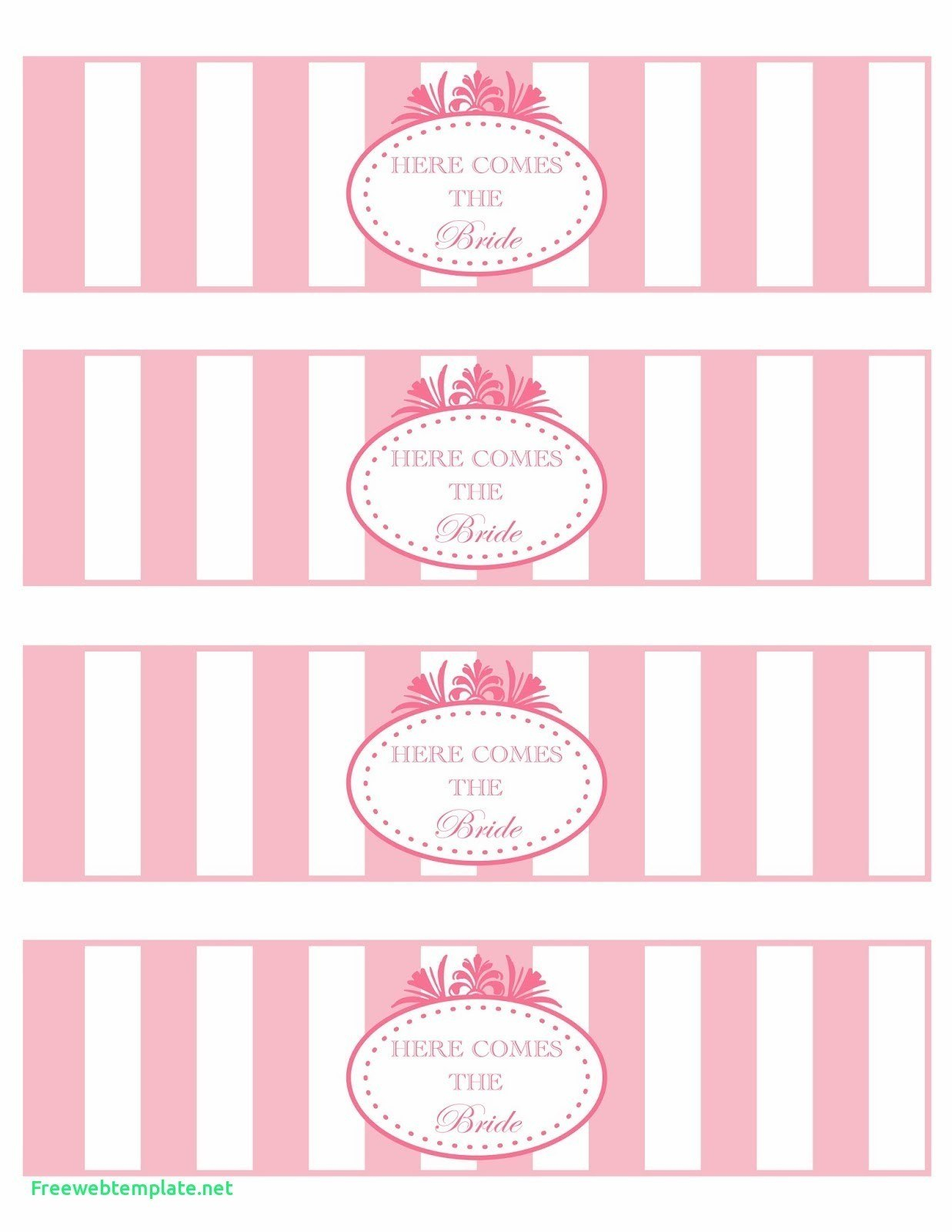 Free Water Bottle Label Template Ideas Printable Labels Wondrous Pertaining To Baby Shower Bottle Labels Template