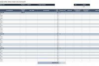 Free Work Breakdown Structure Templates  Smartsheet with regard to Machine Breakdown Report Template