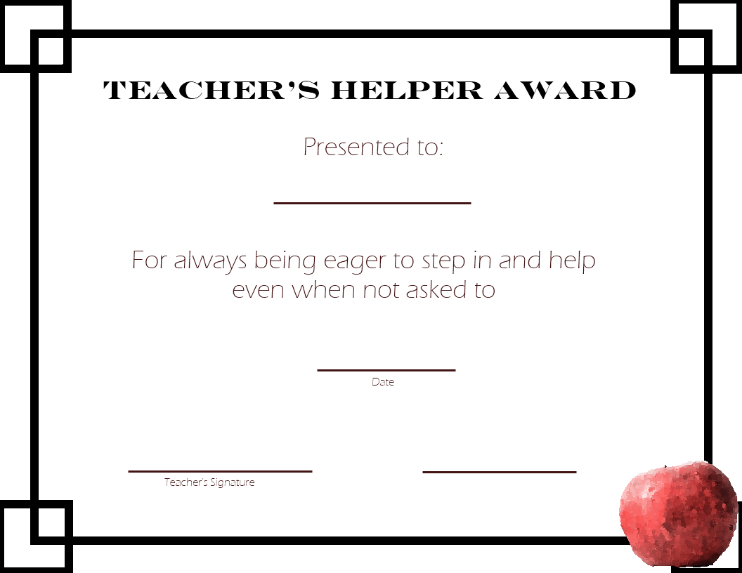 Freeformattedstudent Certificate Awards Printablepaper Templates Within Free Student Certificate Templates