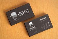 Freelance Business Card Template  Caquetapositivo Throughout Freelance Business Card Template