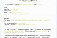 Freelance Graphic Design Contract Template  Mandanlibrary in Design Retainer Agreement Templates