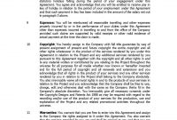 Freelance Writer Contract  Templates Hunter for Freelance Writer Agreement Template