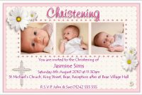 Fresh Baptism Invitation Template Free Download  Best Of Template throughout Free Christening Invitation Cards Templates