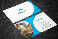 Fresh Business Cards For Real Estate  Hydraexecutives with Real Estate Agent Business Card Template