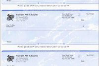 Fresh Free Blank Business Check Template  Best Of Template inside Customizable Blank Check Template