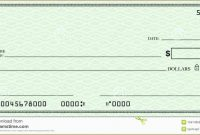Fresh Free Blank Business Check Template  Best Of Template regarding Blank Check Templates For Microsoft Word