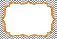 Fresh Free Blank Invitation Templates Printables  Wwwpantrymagic throughout Blank Templates For Invitations