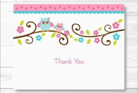 Fresh Free Thank You Card Template Word  Best Of Template throughout Powerpoint Thank You Card Template
