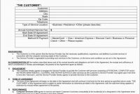 Fresh Reseller Agreement Template Free  Best Of Template in Saas Reseller Agreement Template