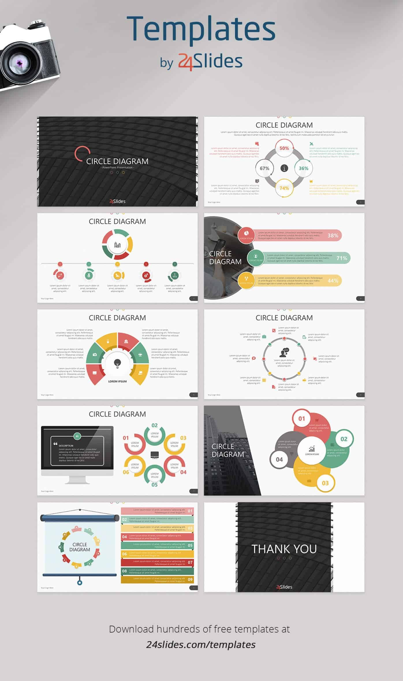 Fun And Colorful Free Powerpoint Templates  Present Better With Price Is Right Powerpoint Template