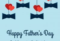 Fun Father's Day Card Templates To Show Your Dad He's   Venngage with regard to Fathers Day Card Template