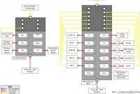 Fuse Box Template  Wiring Diagram regarding Circuit Breaker Panel Labels Template