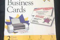 Gartner Business Cards Template – Guiaubuntupt with regard to Gartner Business Cards Template