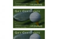 Golf Gift Certificate  Download This Free Printable Golf Gift for Golf Gift Certificate Template
