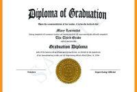 Graduation Certificate Template Word  Certificatetemplateword with regard to University Graduation Certificate Template