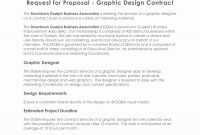 Graphic Design Contract Template Pdf Sample – Wfacca throughout Design Retainer Agreement Templates