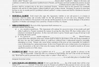 Grazing Agreement Template Free Inspirational  Fresh Pasture Lease intended for Ranch Lease Agreement Template