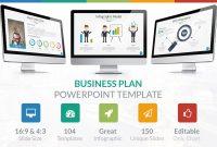 Great Business Plan Powerpoint Templates regarding Business Plan Presentation Template Ppt
