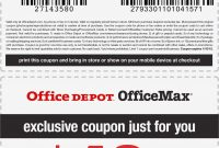 Great Office Depot Label Templates Images Gallery  Paper Templates intended for Officemax Label Template