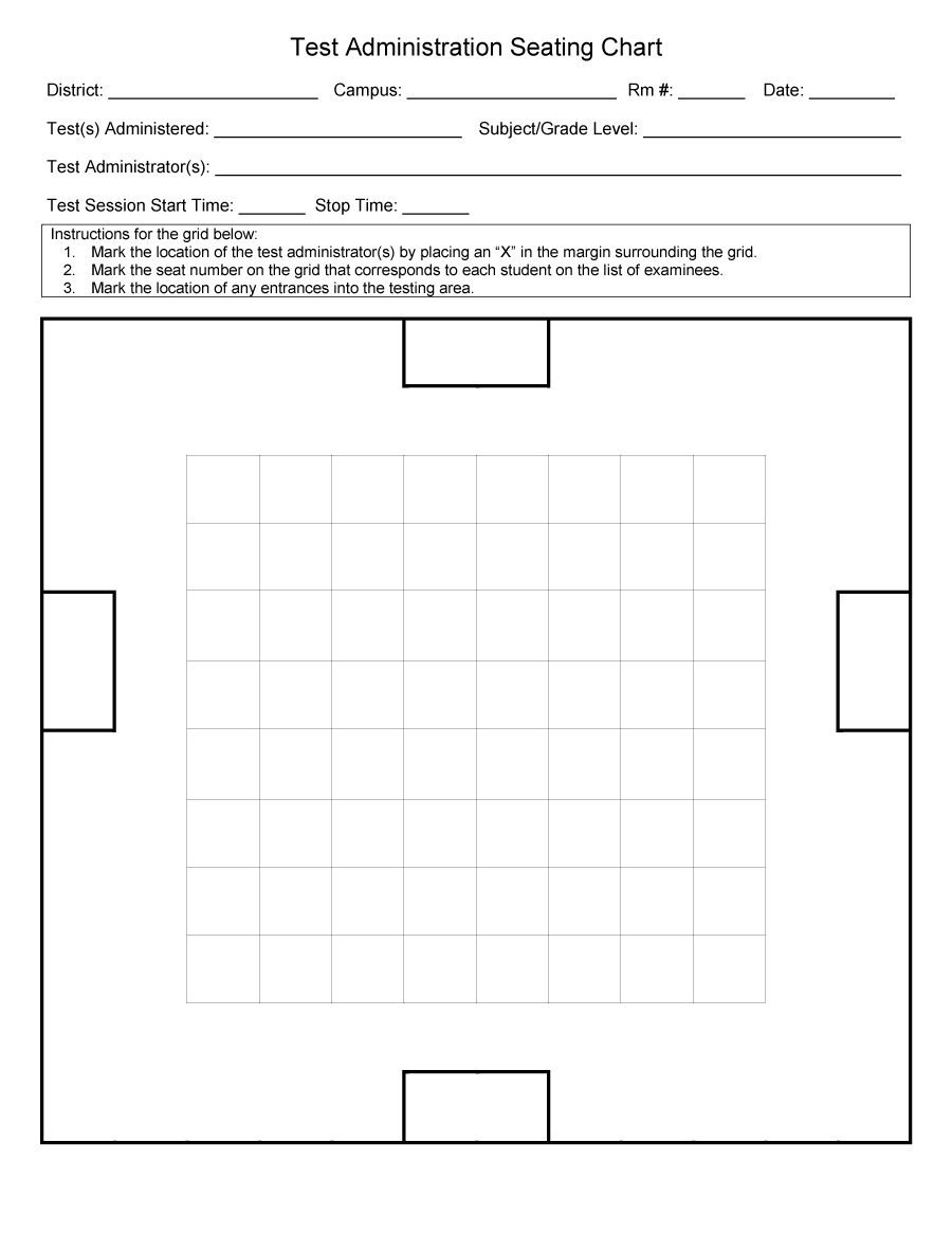 Great Seating Chart Templates Wedding Classroom  More Throughout Wedding Seating Chart Template Word
