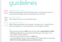 Greeting Card Design Guidelines  Artwork Templates  Moo with Indesign Birthday Card Template